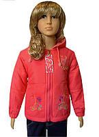 Демисезонная куртка для девочки 1-3 года