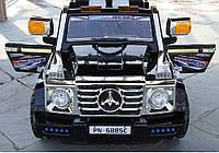 Детский электромобиль Mercedes BB 905, черный***