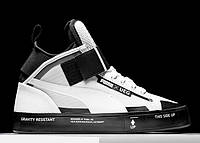 Мужские кроссовки Puma Court Play x UEG white
