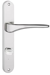 Дверная ручка Venus никель сатин