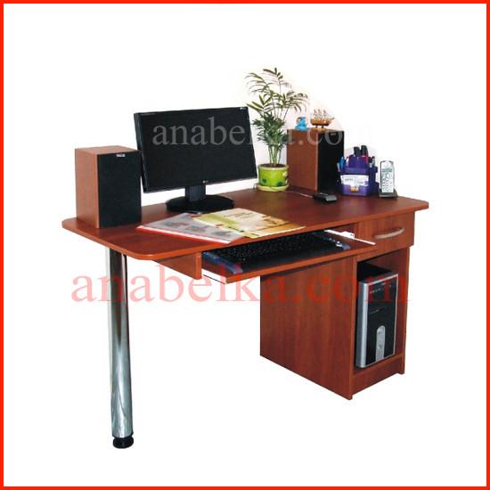 Стол компьютерный  Диона   (Ника)