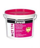 Штукатурка декор. силикон-силикатная камешковая Ceresit СТ-174 база 1,5мм (25кг)