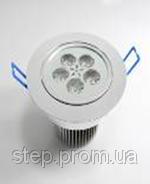 Точечный светодиодный светильник 5 w