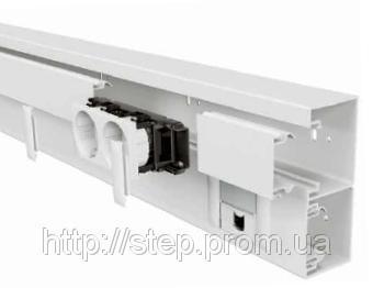 Кабель канал 130х50 Quintela крышка 80 мм