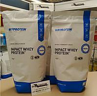 MyProtein Impact Whey Protein 1 кг