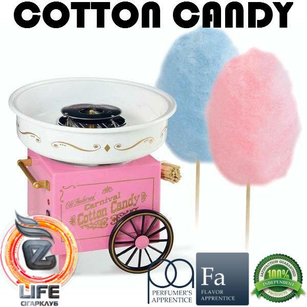 Ароматизатор TPA Cotton Candy Flavor (Сахарная вата)