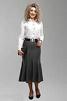 Красивая и стильная женская юбка