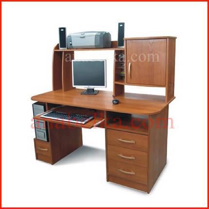 Стол компьютерный  Элара   (Ника), фото 2