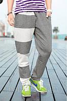 Модные мужские спортивные брюки