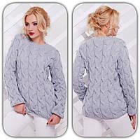 Женский осенний свитер 8830