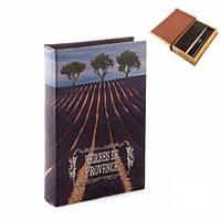 Книга-сейф с ключом Поля Прованса 26 см