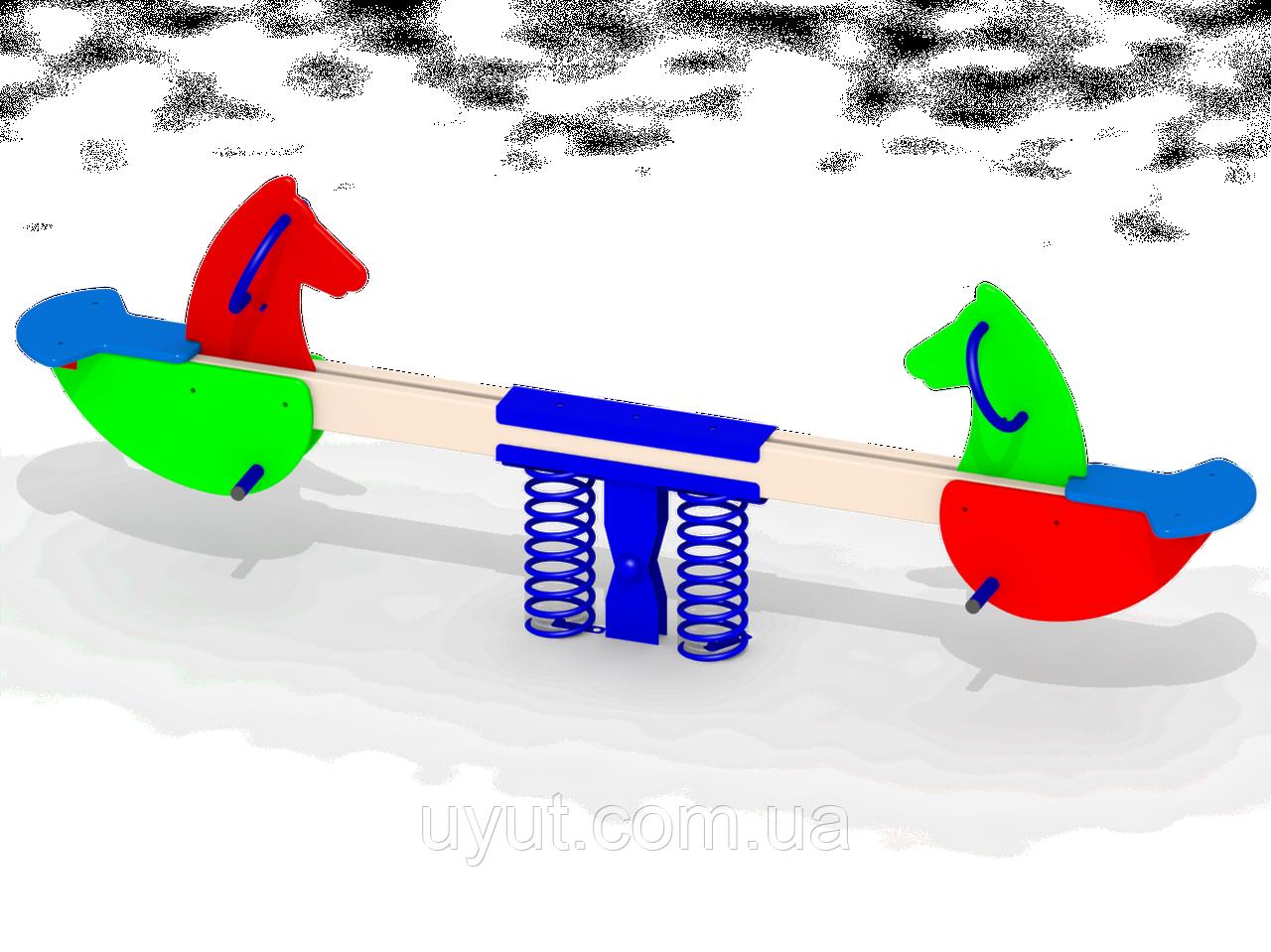 "Качалка на пружине ""Лошадка"" K33"