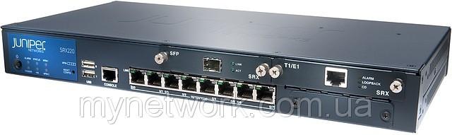 Шлюз безопасности Juniper SRX220H