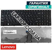 Клавиатура для ноутбука LENOVO IdeaPad G580 Metal