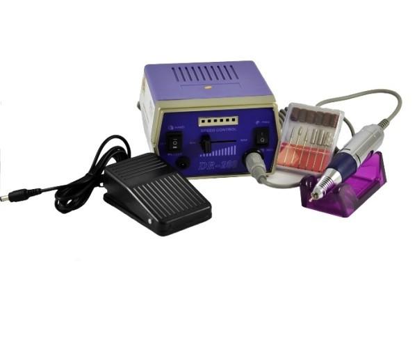 Фрезер DR-288 для маникюра и коррекции ногтей (30000 об/мин, 20 Вт)