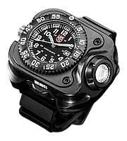 Тактичний годинник SureFire 2211 Luminox Rechargeable Variable Output LED Wrist Light & Watch
