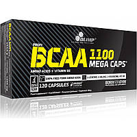 BCAA Mega Caps blister Olimp Labs 120капс
