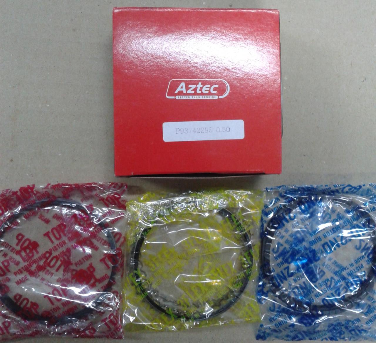 Кольца поршневые 0.5 Ланос 1.5, AZTEC 93742295