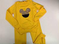 """Яркий костюм для девочек """"Минни Маус"""""""