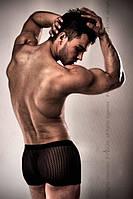 Мужское эротическое белье SHORT black - Passion 004