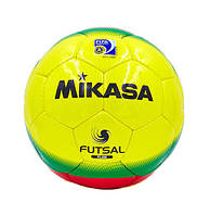 Мяч футзальный №4 Mikasa 450  клееный полиуретан