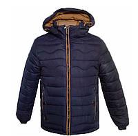 Куртка зимняя для мальчика 9-14 лет