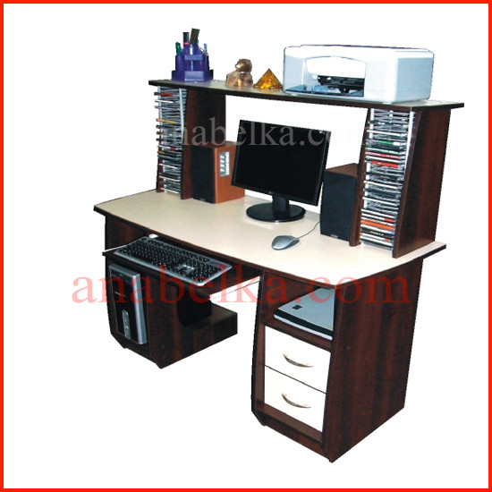 Стол компьютерный  Электра    (Ника)