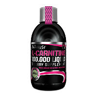 L-carnitine 100.000 Liquid Biotech USA 500 мл