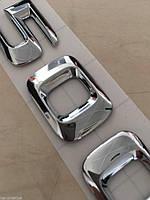 Эмблема Mercedes-Benz S500 S SL SLK Новая Оригинальная