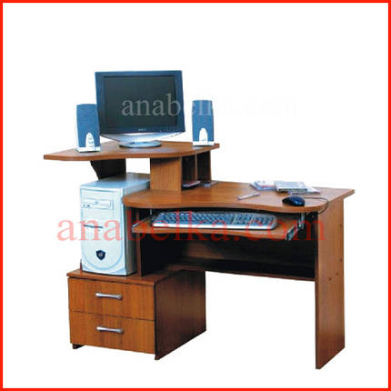 Стол компьютерный  Фобос    (Ника), фото 2