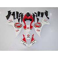 Пластик на мотоцикл Yamaha YZF1000 R1 09-14 Lucky Strike, фото 1