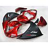Пластик на мотоцикл Yamaha YZF1000 R1 09-14 MAD RED