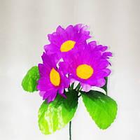 """Искусственные цветы """"Ромашка"""" (50 шт)"""