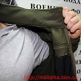 Флисовая кофта Тактик олива Укр. пиксель, фото 2