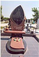 Мемориальный комплекс из гранита П - ЭМК 112