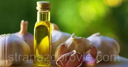 Масляный экстракт чеснока