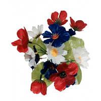Букет искусственных цветов  (50 шт)