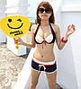 Женский купальник AL-6822-00, фото 3
