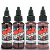 Краска для татуировочных работ Millennium  Cherry Shading ink 1 oz. Set