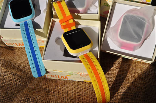 Smart baby watch Q100s Оригинал.