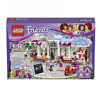 Конструктор Лего Lego Friends Кондитерская 41119