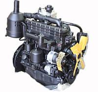 Двигатель Д243.91К (81 л.с) (со стартером усил.корз) МТЗ-82, 80 (пр-во ММЗ)