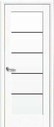Модель Мира BLK белый матовый стекло межкомнатные двери, Николаев, фото 2