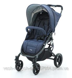 Детская прогулочная коляска Valсo Baby Snap 4 Tailormade Taiormade/Denim