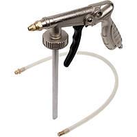 Пистолет под гравитекс пневматический с гибкой насадкой Miol 81-570