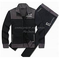Качественные трикотажные спортивные костюмы ЕА-7 от производителя