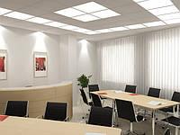 Нормы освещения помещений административных зданий