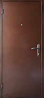 """Двери входные металлические """"Эконом"""""""