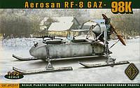Aerosan RF-8 GAZ-98K 1/72 ACE 72517
