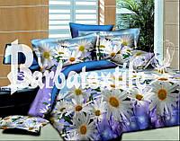 Комплект постельного белья для семьи 100% хлопок Комплект